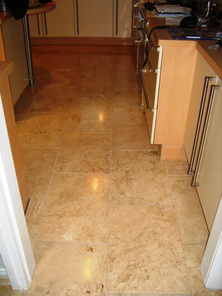 Stockport-Travertine-Tiled-Floor-After
