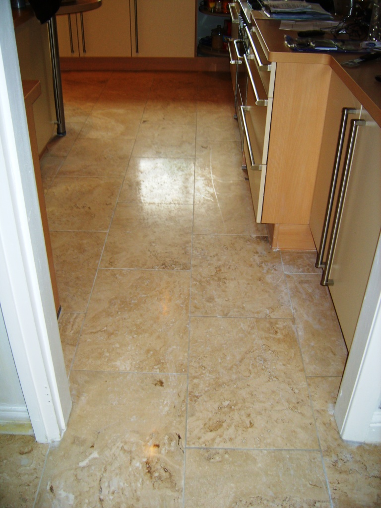 Stockport-Travertine-Tiled-Floor-Before
