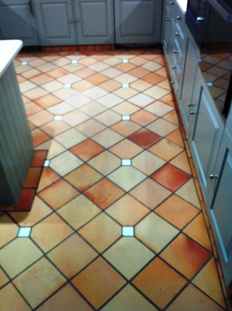 Terracotta-Kitchen-Floor-Before