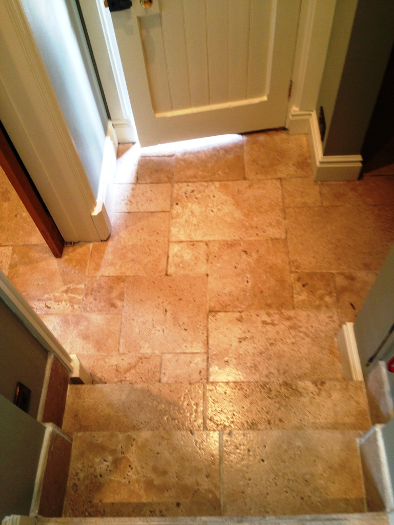 Travertine-Floor-West-Disbury-After