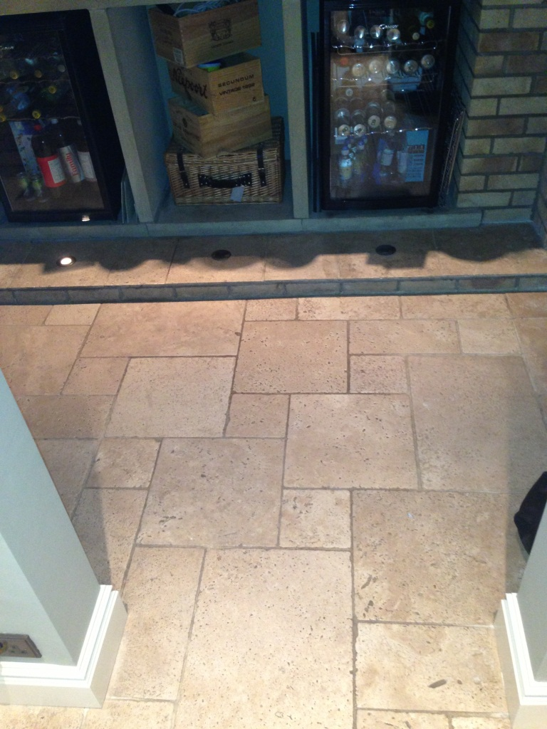 Travertine-Floor-West-Disbury-Before