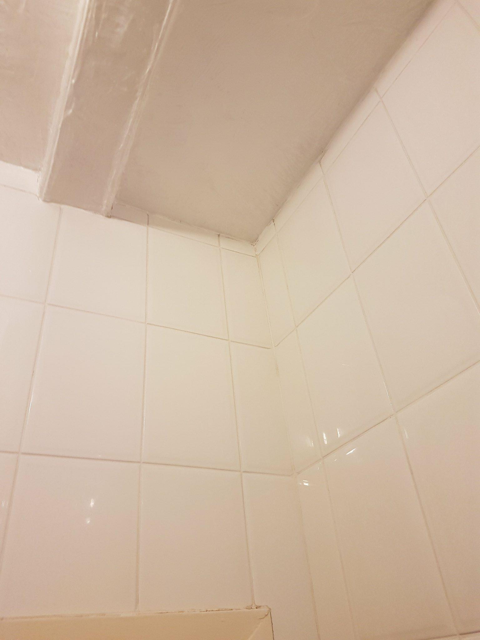Mouldy Bathroom After Restoration in Eccles